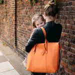 Jem+Bea Beatrice Orange Bag