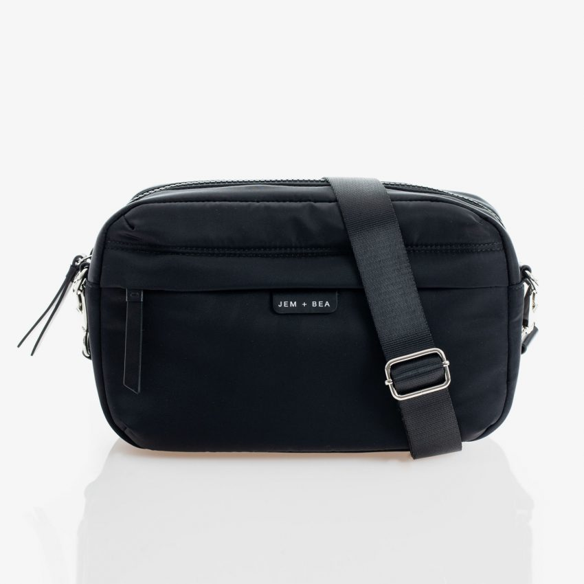 Jem+Bea Cici Crossbody Black bag