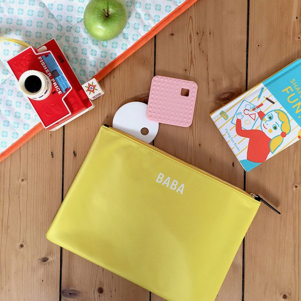 Jem+Bea BABA Pouch Yellow