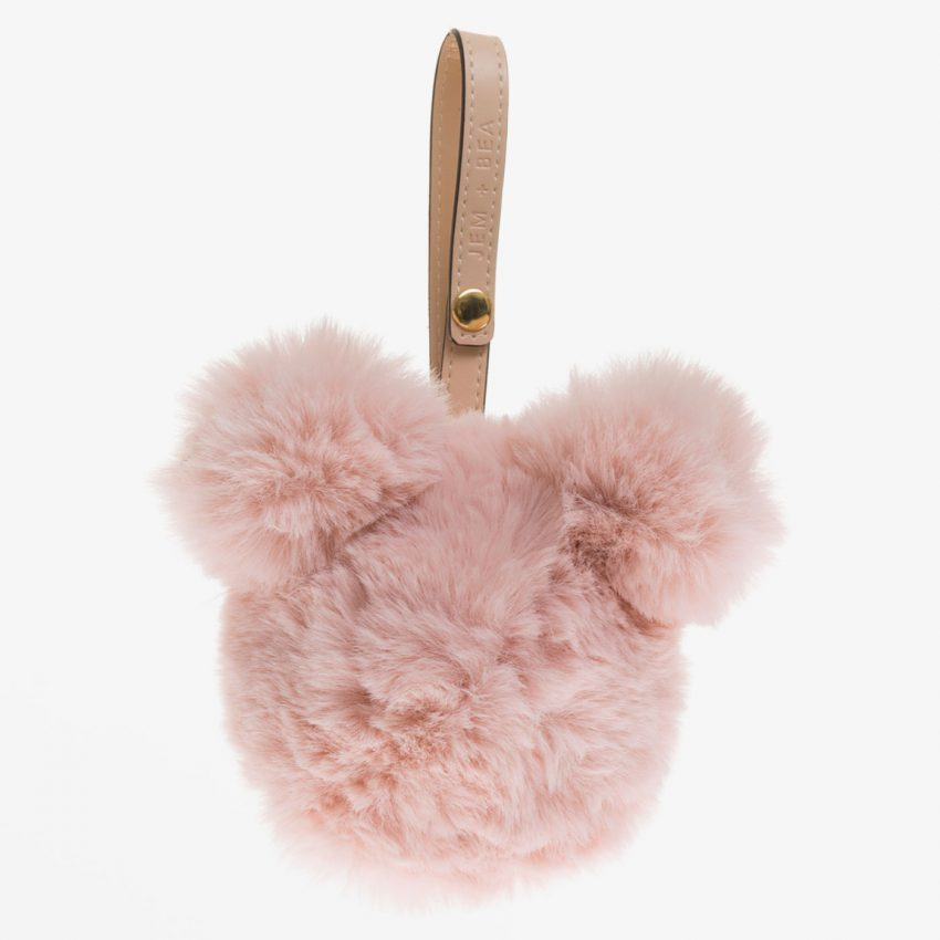 Jem+Bea Dummy Bear Bag Blush