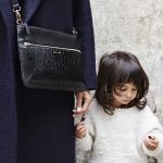 Jem+Bea Farah Black bag lifestyle