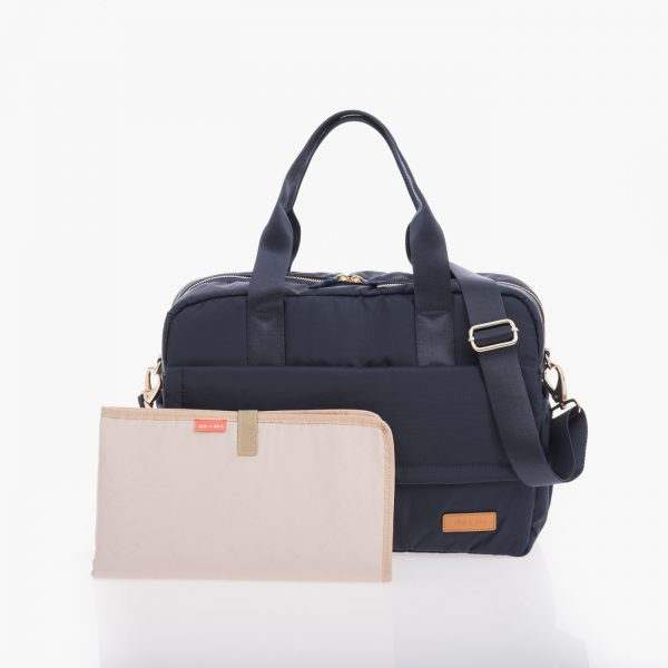 Jem+Bea Marlow Navy Bag