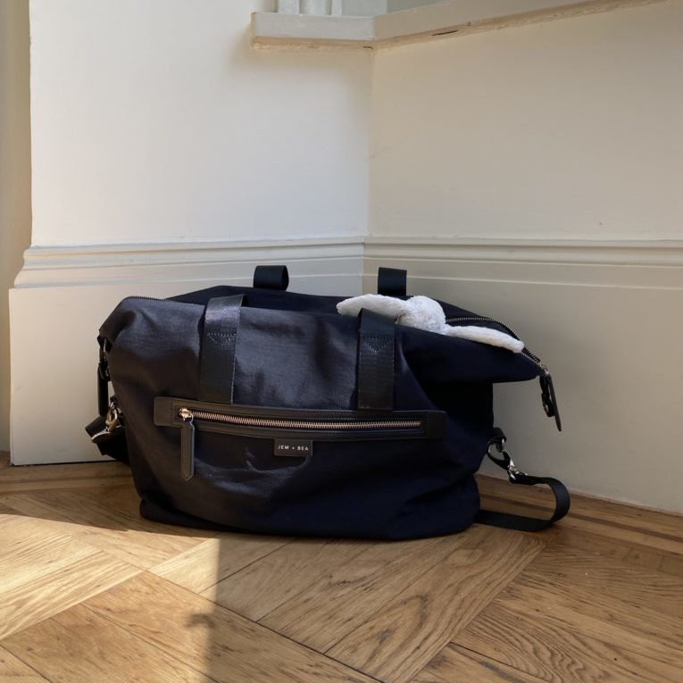 Jem + Bea Edie changing bag