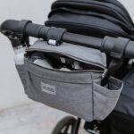 Eco Stroller Organiser Grey